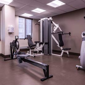 Lonsdale Apartments - Gym